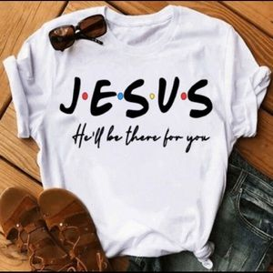 Jesus he'll be there for you